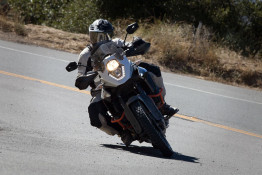 KTM 1190 adventure r daytime running lights