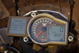 KTM 1190 Adventure R lcd instrument cluster