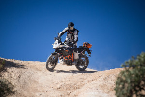 KTM 1190 Adventure R Review Test