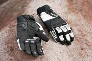 racer guide dual sport gloves