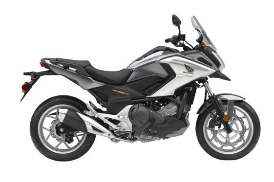 2016 Honda Adventure Bike Models - Honda NC700X Silver Metallic