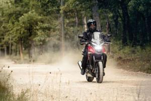 2016 Honda CB500X led headlight