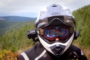 Bell MX-9 adventure GoPro Sena