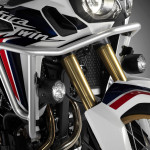 New Africa Twin accessories fog lamps