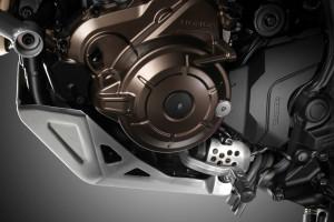 Honda CRF1000L Africa Twin DCT Foot Shifter