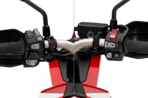 Honda CRF1000L Africa Twin DCT Handlebar Controls