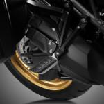 Honda CRF1000L Africa Twin Rubber Pillion Pegs