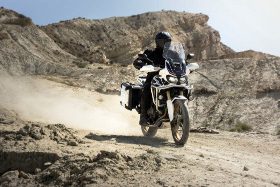 Honda will offer a range of Africa Twin accessories.