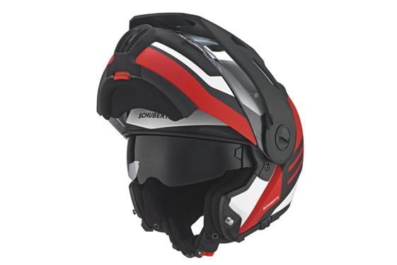 Schuberth E1 Modular dual sport helmet E1 Adventure Helmet
