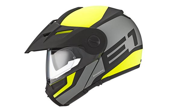 SCHUBERTH E1 color options E1 Adventure Helmet