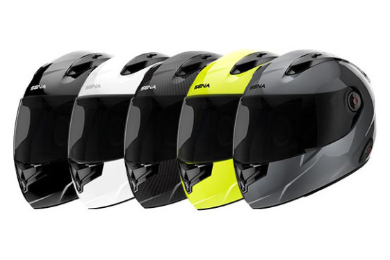 Sena noise cancelling smart helmet colors