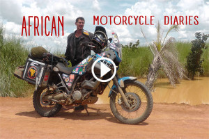 African Motorcycle Diaries tv series