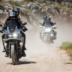 CRF1000L Africa Twin two-up