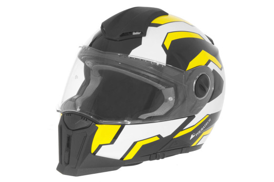 Touratech Aventuro Mod peak removed