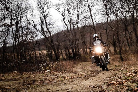 BMW F800GS Adventure vs. Triumph Scrambler