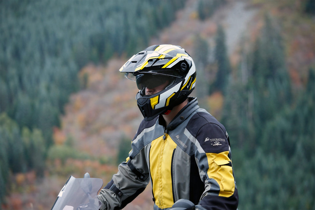 touratech announces new modular helmet with off road chops. Black Bedroom Furniture Sets. Home Design Ideas
