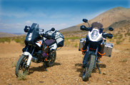 Hard or Soft Luggage for your Adventure Motorcycle