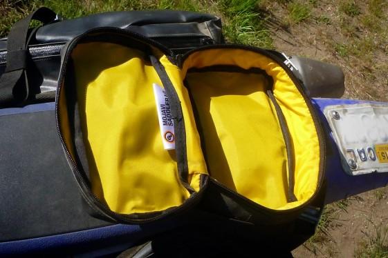 mojavi saddlebag top bag