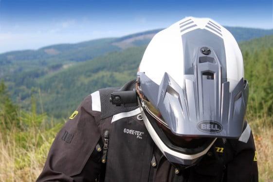 Bell MX-9 Adventure visor
