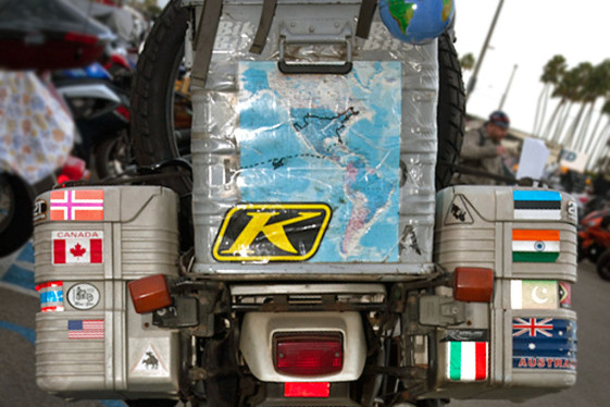 pannier stickers