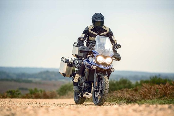 2016 triumph tiger explorer xca off-road