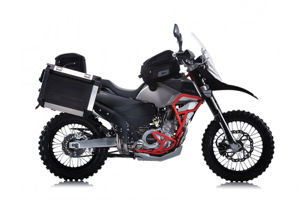 Resurrected Brand Swm To Produce Superdual Adventure Bike