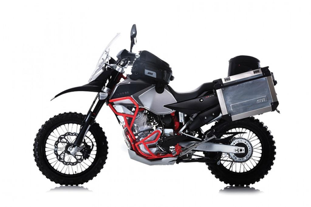Resurrected Brand SWM to Produce SuperDual Adventure Bike ...