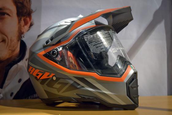 AGV AX-8 DS EVO Karacum Dual Sport Helmet