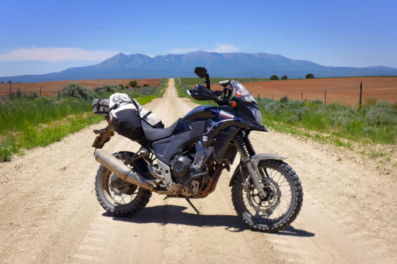 CB500X Adventure In Utah