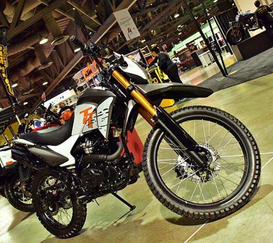 CSC TT 250 Dual Sport