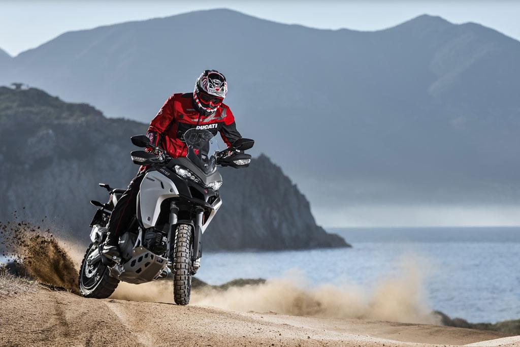 New Off Road Focused 2016 Ducati Multistrada 1200 Enduro
