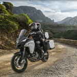 2016 Ducati Multistrada 1200 Enduro two up