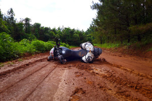 Honda CB500X Adventure In Mississippi