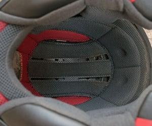 Shoei Hornet X2 Dual Sport Helmet Interior