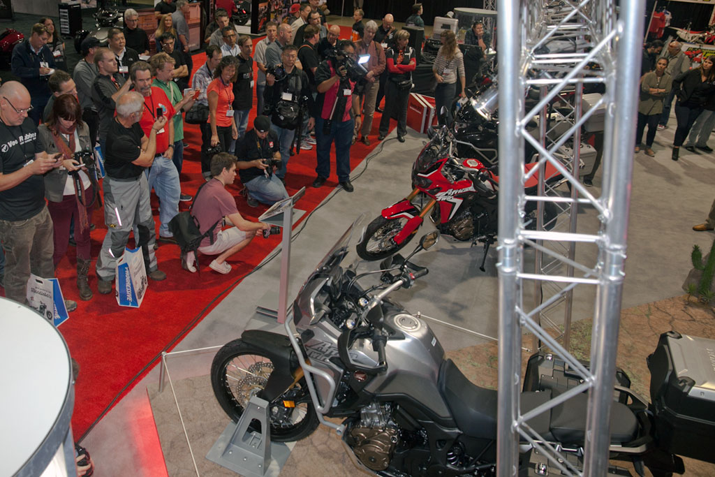 2015 Long Beach International Motorcycle Show Highlights - ADV Pulse