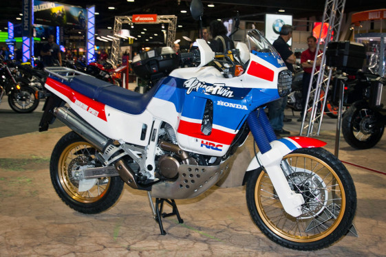 The original 1988 XRV650 Africa Twin