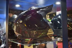 CycleGear Sedici avventura carbon helmet