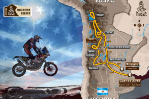 5 americans to watch in the 2016 Dakar Rally