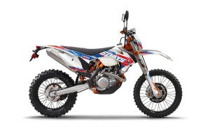 2016 KTM 500 EXC Six Days Edition