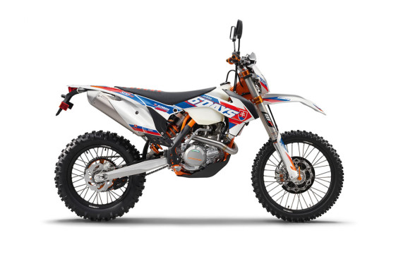 2016 KTM 500 EXC Six Days Edition