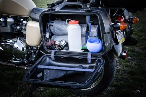 two up motorcycle packing tips