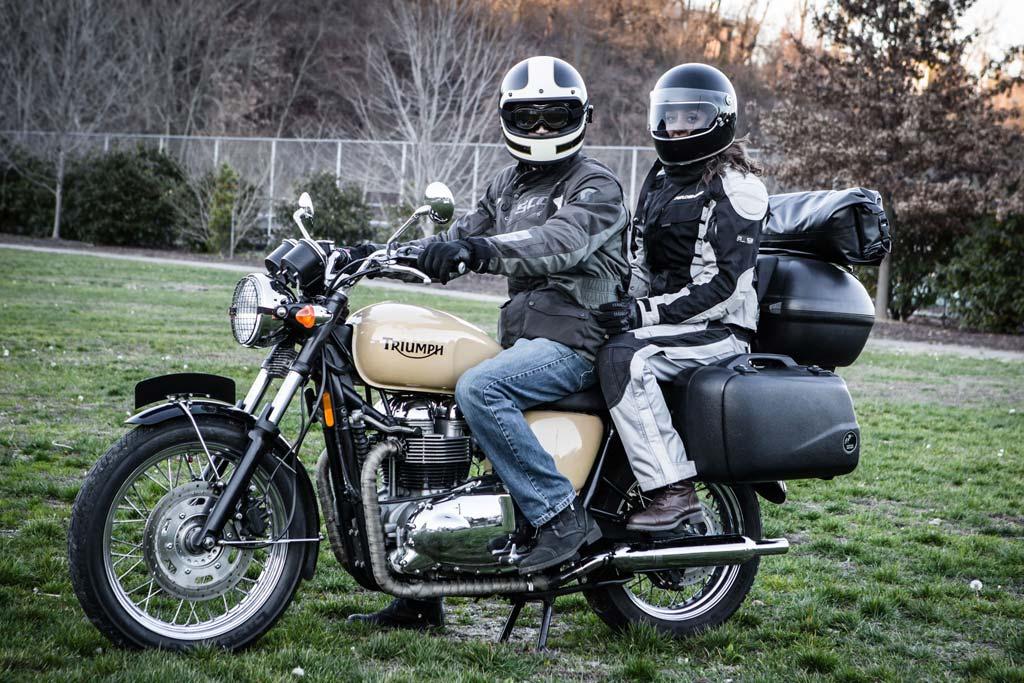 Ng Tips Two Up Motorcycle Rides