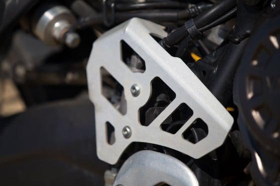 Yamaha Super Tenere AltRider Rear Brake Master Cylinder Guard