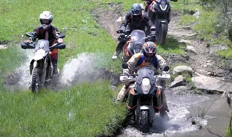 KTM Australia Adventure Rally