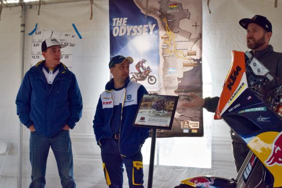 Team HT Husqvarna Rally Raid