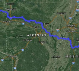 Trans America Trail - Arkansas