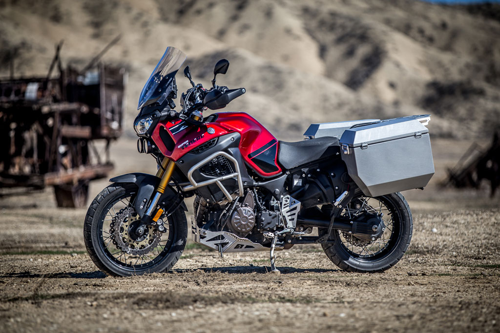 The Yamaha Super Tenere Is Named After A Rugged Region Of Sahara Desert And Rightfully So Bike Known To Be One Most Durable Models In