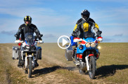 2016 Honda Africa Twin Test Ride
