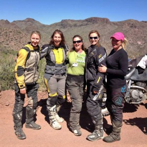 Rawhyde adventures ladies intro off road training