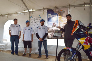 2016 Dakar Rally Team Rally Pan Am